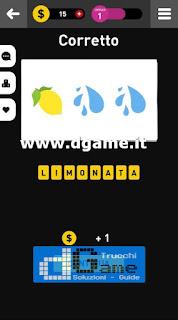 indovina l'emoji soluzioni livello 1 (6)