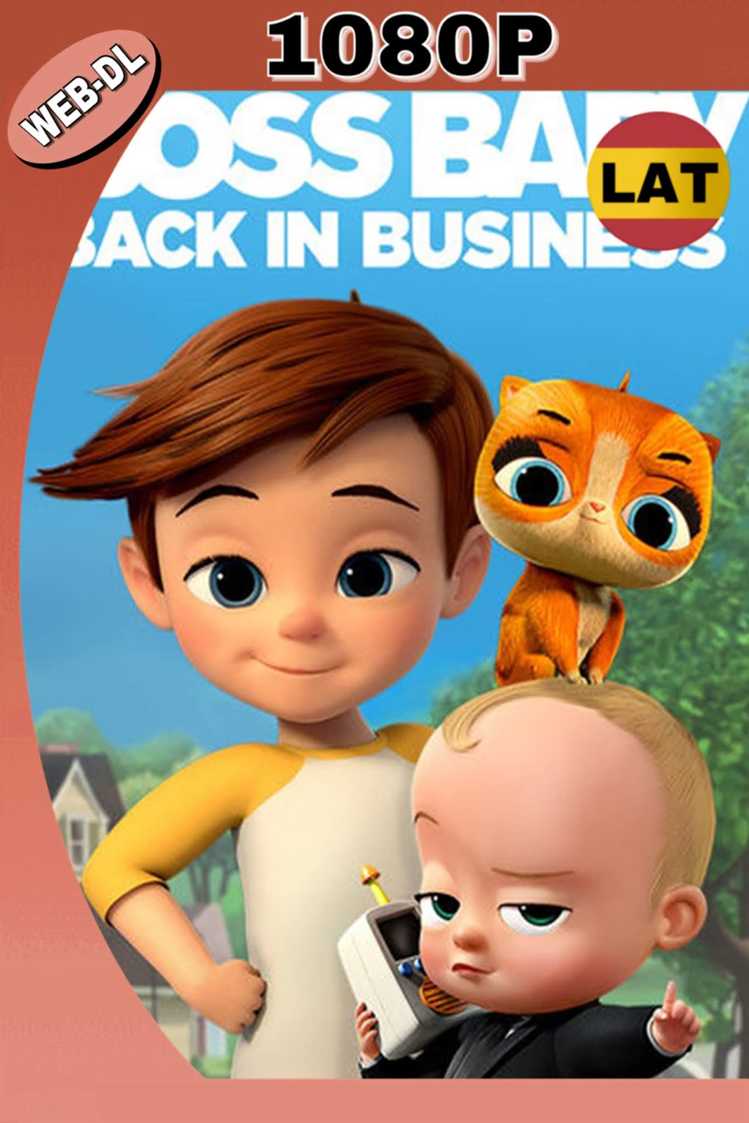 THE BOSS BABY: BACK IN BUSINESS 2017 TEMPORADA 2 NF WEBDL 1080P 1GB C/U