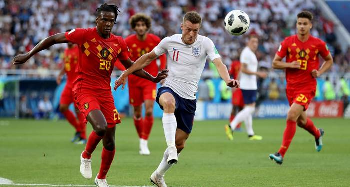 Inggris vs Belgia - Piala Dunia 2018