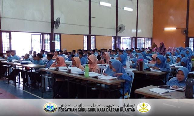 Syarat Menduduki Peperiksaan Ujian Penilaian Kelas KAFA (UPKK)