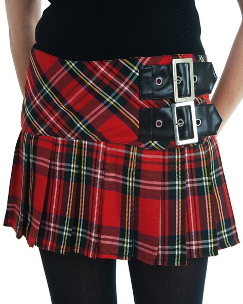A Lovely Inconsequence Why Don T You Wear A Tartan Skirt