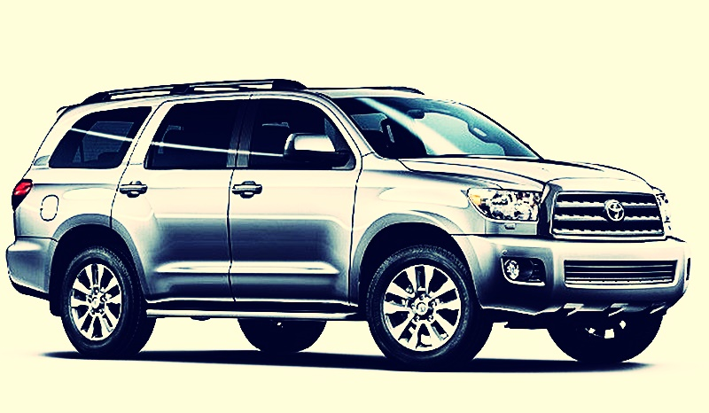 2018 Toyota Sequoia Price and Spec