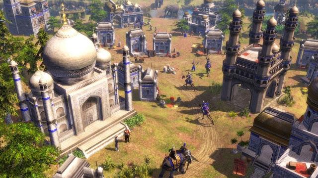 Age of Empires III - Captura 1