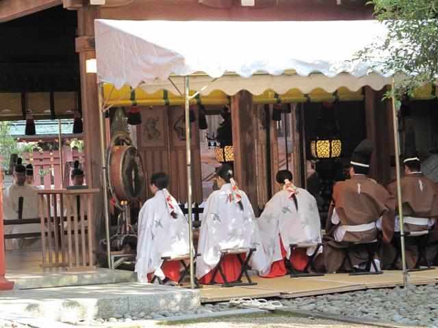 Katsurai-sai at Shiogama Jinja Shrine, Shiogama City, Miyagi Pref.