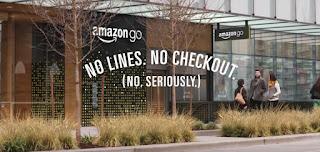 В Amazon придумали, как избавиться от продавцов и кассиров в магазинах!