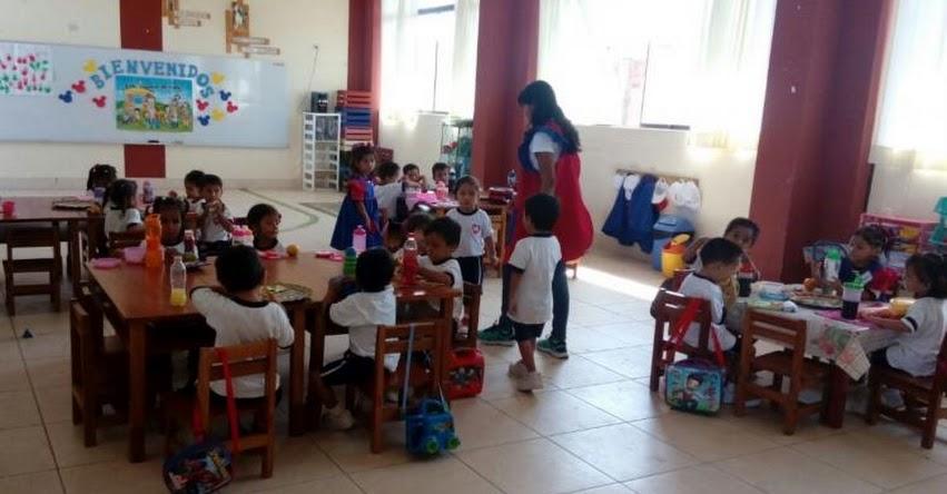 Más de 250 mil escolares retornan a las aulas en región Lambayeque