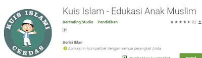 Kuis Islam - Edukasi Anak Muslim