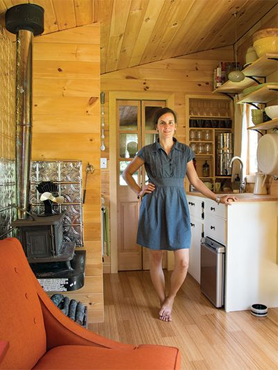 Heated Up Tiny Homes Tiny Wood Stoves Photos Ideas And Designs