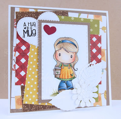 Heather's Hobbie Haven - Latte Lucy Card Kit