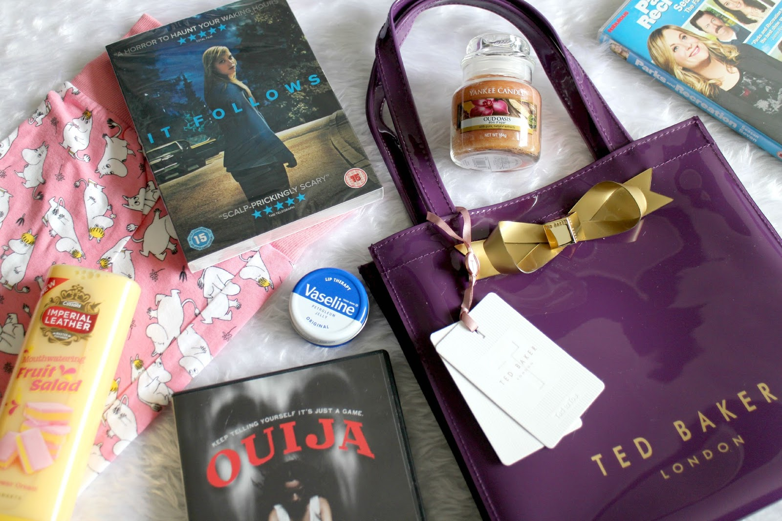 Haul Blog Post 2015