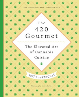 the 420 gourmet cookbook cover