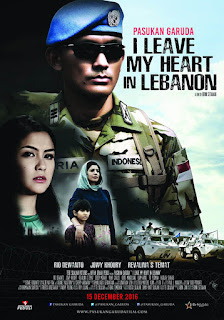 Download Pasukan Garuda I Leave My Heart in Lebanon 2016 DVDRip