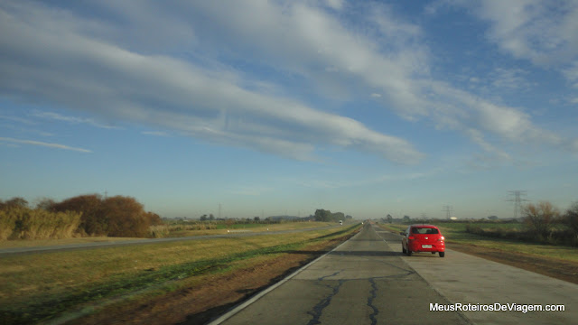 Ruta 1 - Uruguai