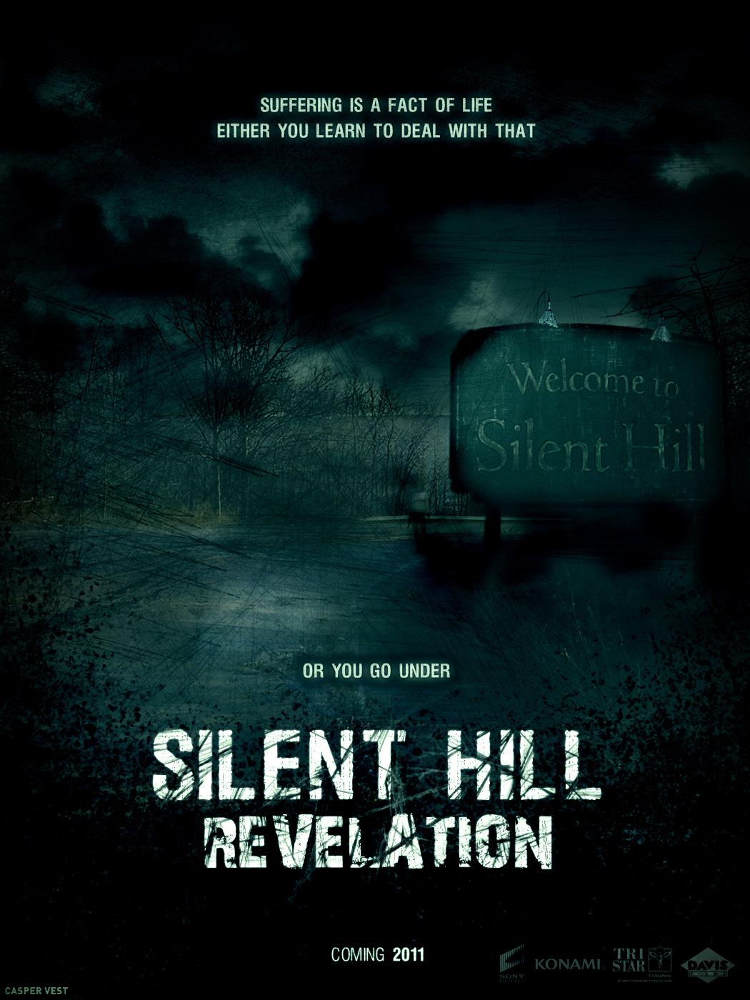 咚董董鼕鼕...東東: 沉默之丘2: 啟示錄 (Silent Hill: Revelation 3D)