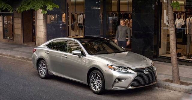 2017 Lexus ES Requirements