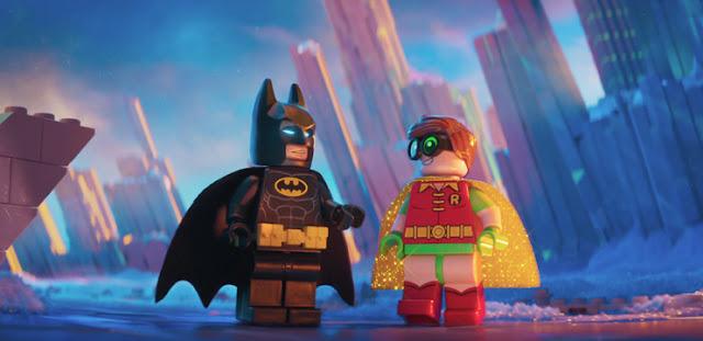 Η Ταινία LEGO Batman (2017)