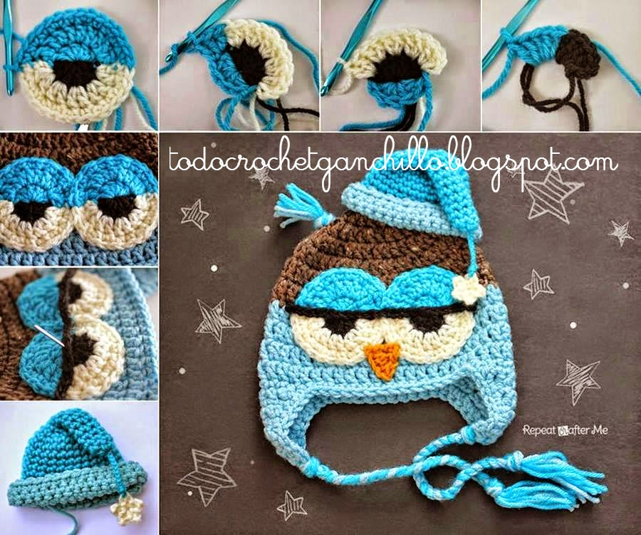 gorro crochet paso a paso video