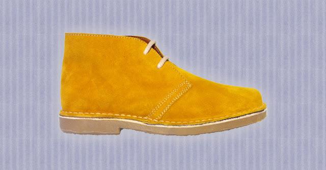 botas safari amarillo ocre