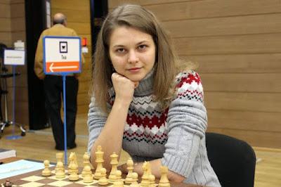 Anna Muzychuk, ajedrez, Riad