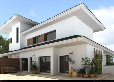 Home Design Ideas on Modern Minimalist House Design  Exterior House Design Ideas