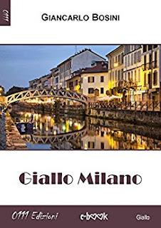 Giallo Milano - Copertina,libri, recensioni