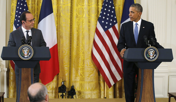 Will downing of Russia warplane thwart France's efforts for broader anti-IS coalition?