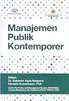 Judul Buku : Manajemen Publik Kontemporer