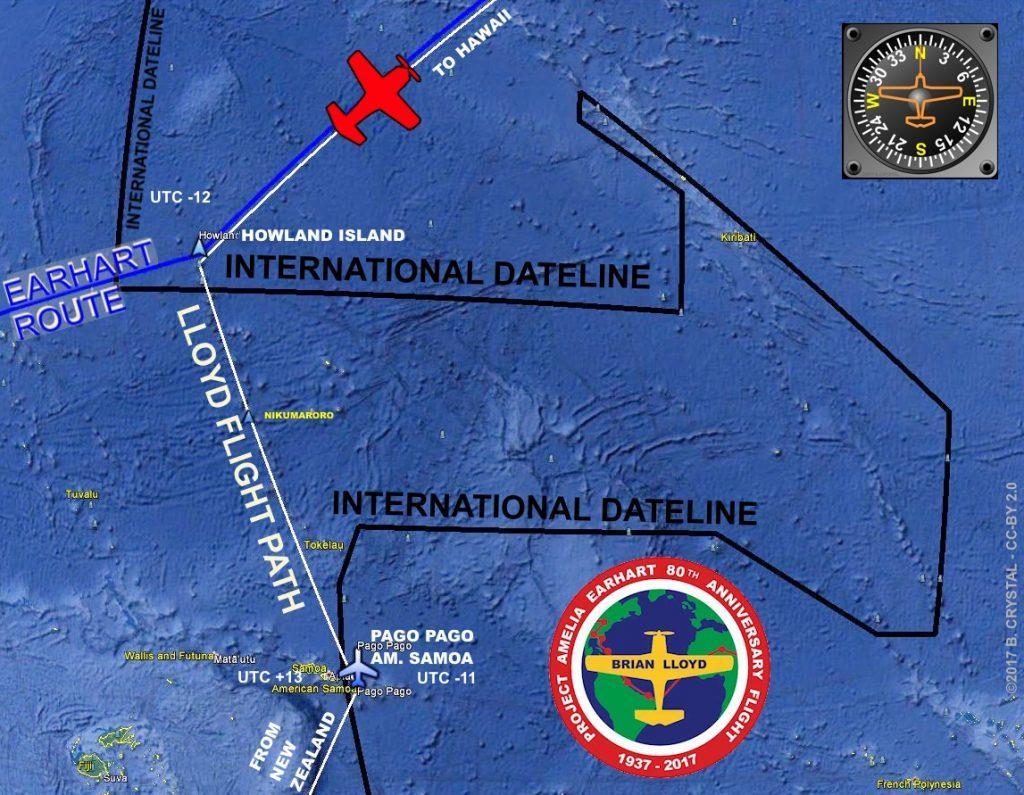 Cq Newsroom Project Amelia Earhart Flight In Final Phase