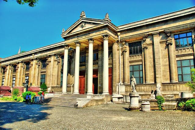 Museus Arqueológicos em Istambul na Turquia