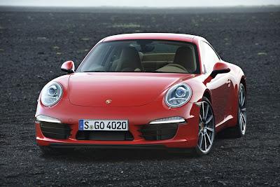 New Porsche 911 (991)