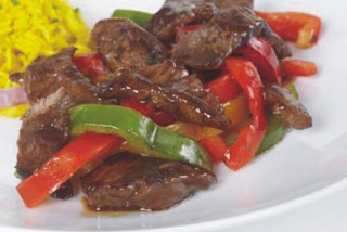 Chinese Pepper Steak Recipe that Makes You Addicted
