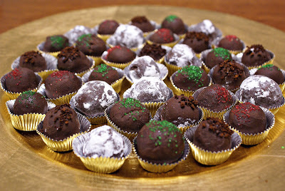 Dreamy Chocolate Truffles