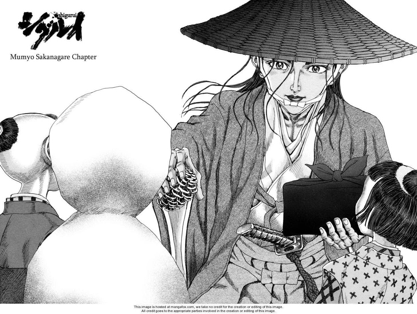 Shigurui chap 84 end trang 32