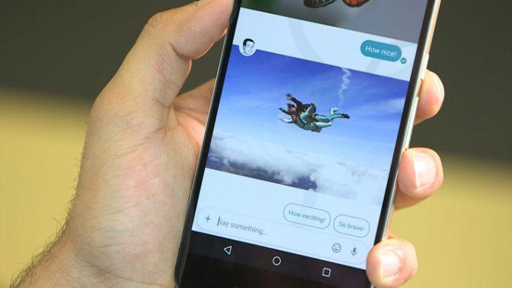 Llega 'Allo', el mensajero de Google que competirá con WhatsApp y con el Messenger de Facebook