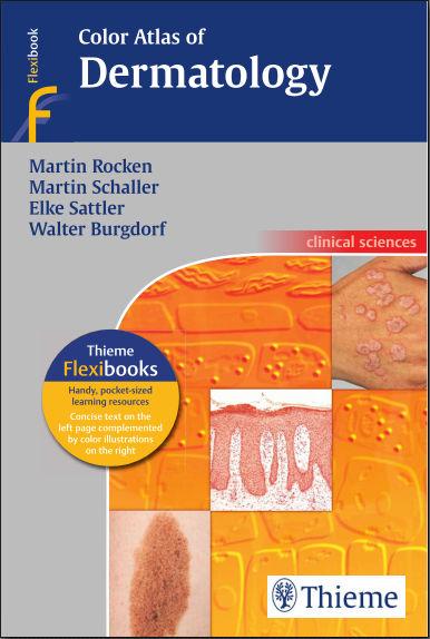 Color Atlas of Dermatology Thieme PDF Flexibook