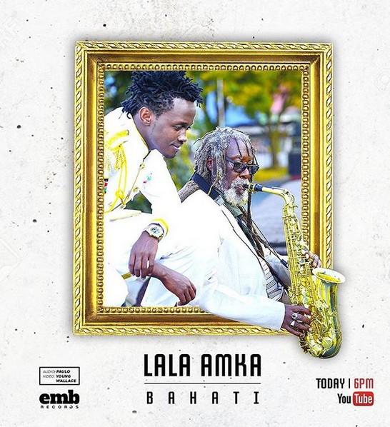 Audio | Bahati - Lala Amka | Download Fast - DJ Mtes Music