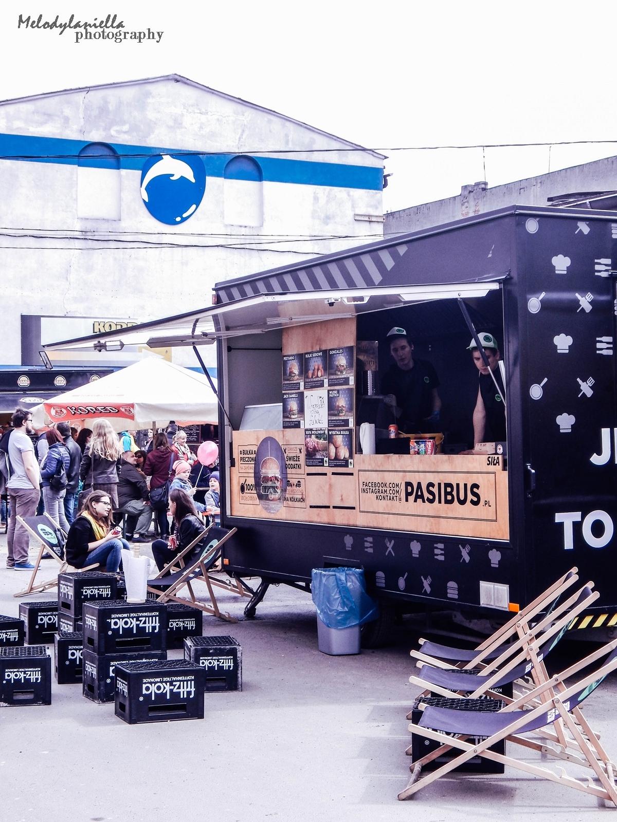 24 street food festival łódź piotrkowska 217 foodtruck jedzenie piwo wino burgery frytki cydr foodtruck pasibus
