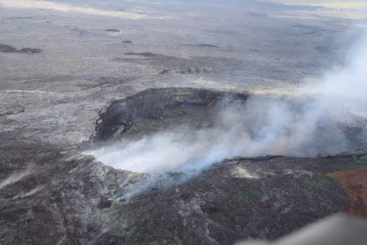 Hawaii Volcanoes National Park Almost 100% Reopened