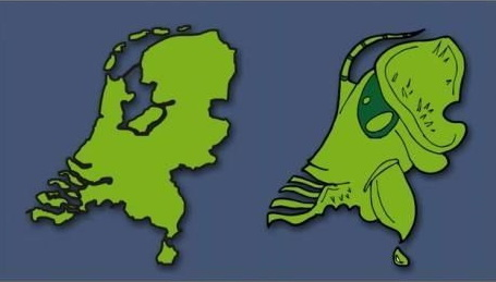 Netherlands illustration