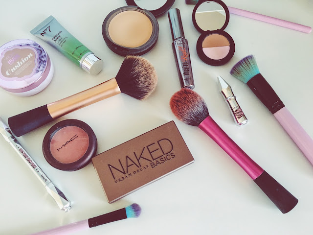 everyday make up products