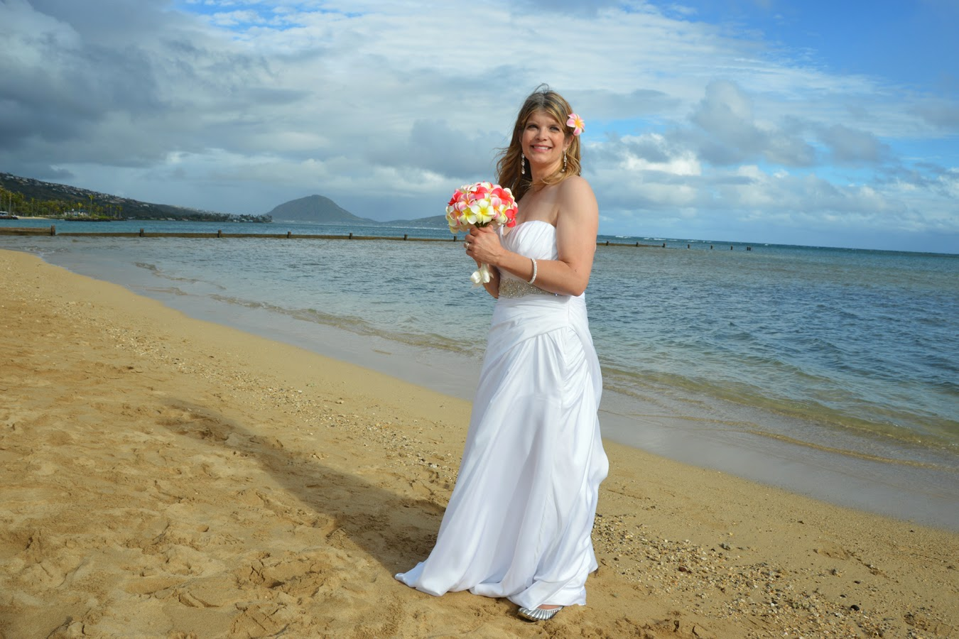 Honolulu Bride