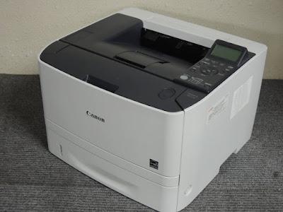 Canon LBP 6600ドライバーダウンロード
