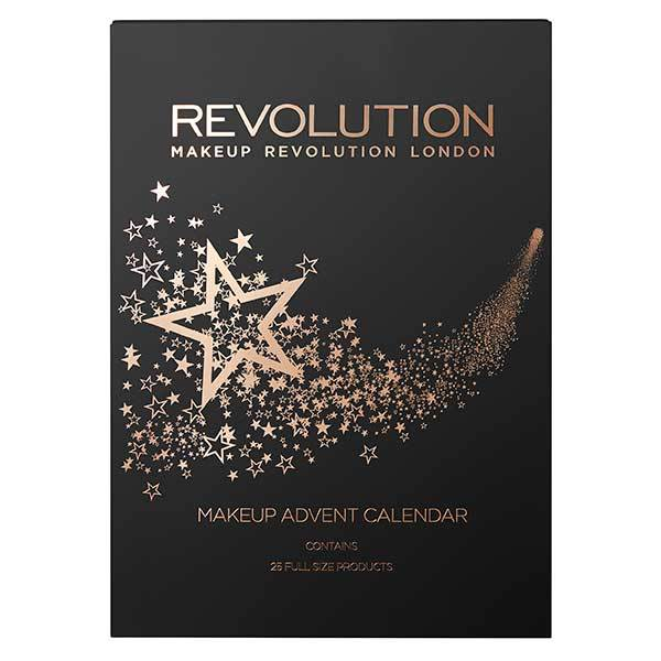 Makeup Revolution 2016 advent calendar