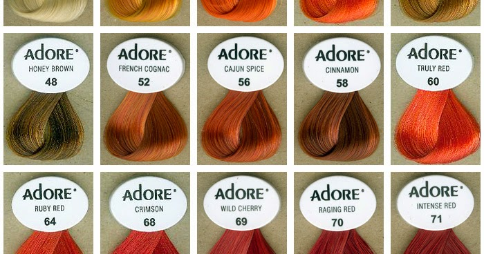John Norton Creative Image Adore Semi Permanent Hair Colour