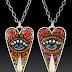 Bead Mosaic Jewelry by BYART