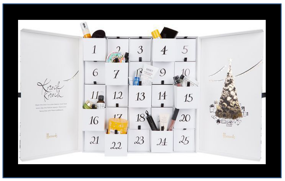 The Harrods Beauty Calendar --
