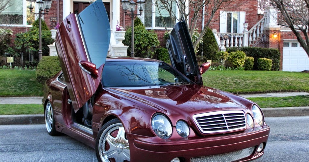 Lambo Mercedes Look