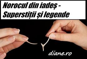 Iadeș - Superstiții și legende