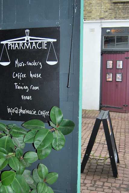 Pharmacie Coffee photo by Modern Bric a Brac