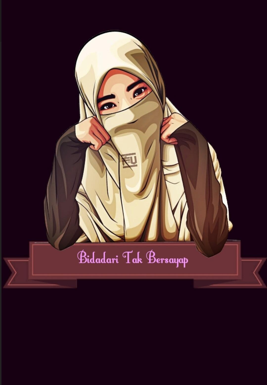 Wallpaper Anime Hijab Wallpaper Anime Gratis